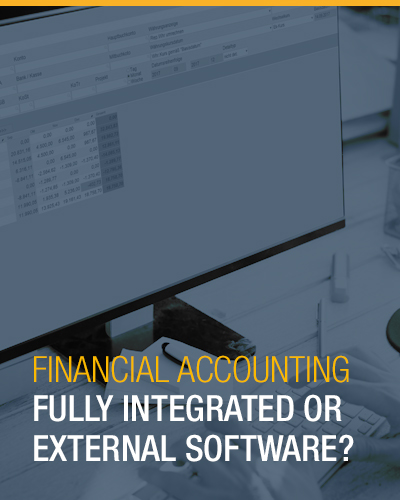 ERP Systems and Financial Accounting